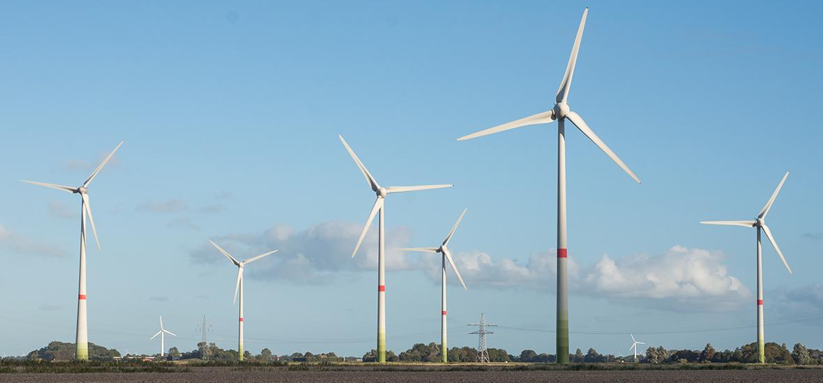 Windpark Groß-Charlottengroden