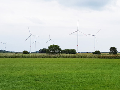 Windpark Westerhausen